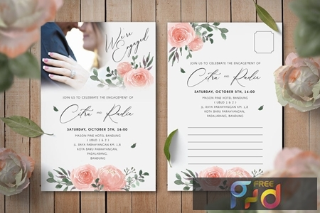 Engagement Invitation FCH6NRS 1