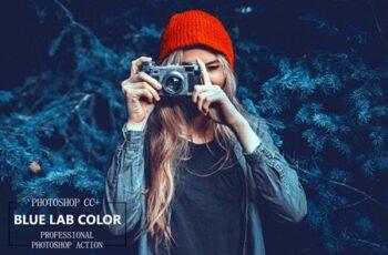 Blue Lab Color - PS Action 4262192 5