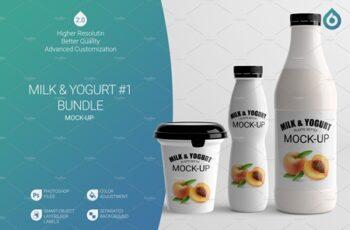 Milk Mock-Up B1 [V2.0] 4216644 4