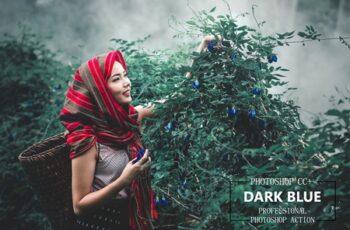 Dark Blue - PS Action 4257085 4