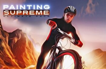 Supreme Painting Photoshop Actions 24884912 5
