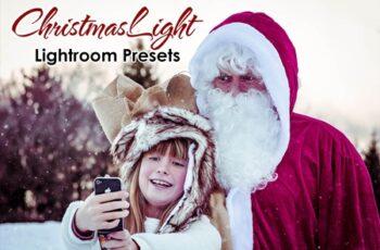 ChristmasLight - Lightroom Presets 4239699 4