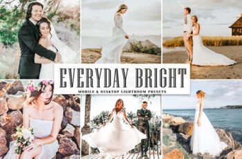 Everyday Bright Mobile & Desktop Lightroom Presets 379059 3