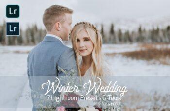 Winter Wedding Lightroom Presets 4221803 7