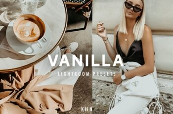 4 VANILLA LIGHTROOM PRESETS 4254842 2