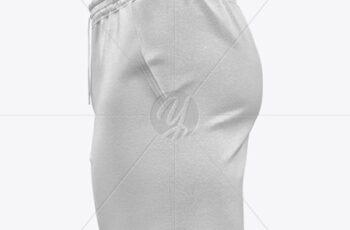 Men's Shorts Mockup 50607 9