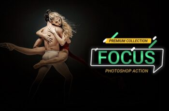 Focus Photoshop Action 4264297 6