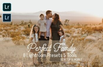 Perfect Family Lightroom Presets 4260461 4