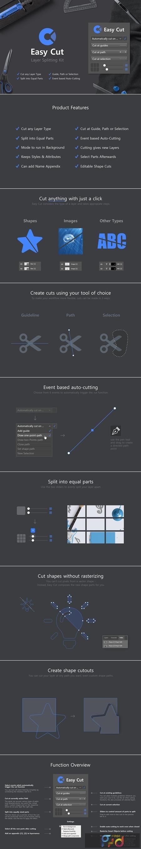 Easy Cut - Layer Splitting Kit 4277017 1