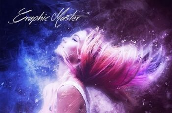 GALAXY LIGHT Photoshop Action 24669129 3