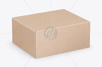 Kraft Box Mockup 50629 2