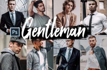 05 Gentleman Photoshop Actions, ACR 1991145 4