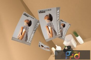 Natasha Fashion Week Flyer 5L9STC2