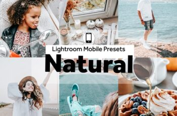 5 Mobile Presets Natural 4190509 4