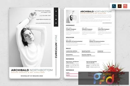Resume CV Template-63 7RSDBW3 1