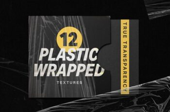 12 Plastic Wrapped Textures 4243343 5