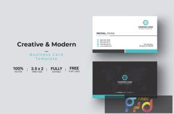 Business Card DU5AG3Y 12