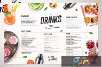 Drinks Menu TCZHH6K 3