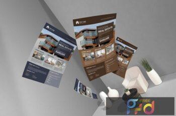 Real Estate Promo Flyer FB5UV5X 6