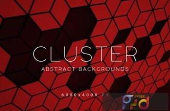 Rhombus Cluster Backgrounds WCTD3LB 3