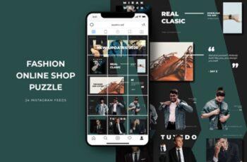 Fashion Online Shop Puzzle Instagram 1996827 7