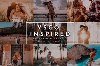 VSCO Inspired Lightroom Presets Pack 4269232 5