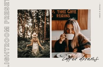 Coffee Dreams - Lightroom Preset 4248738 3