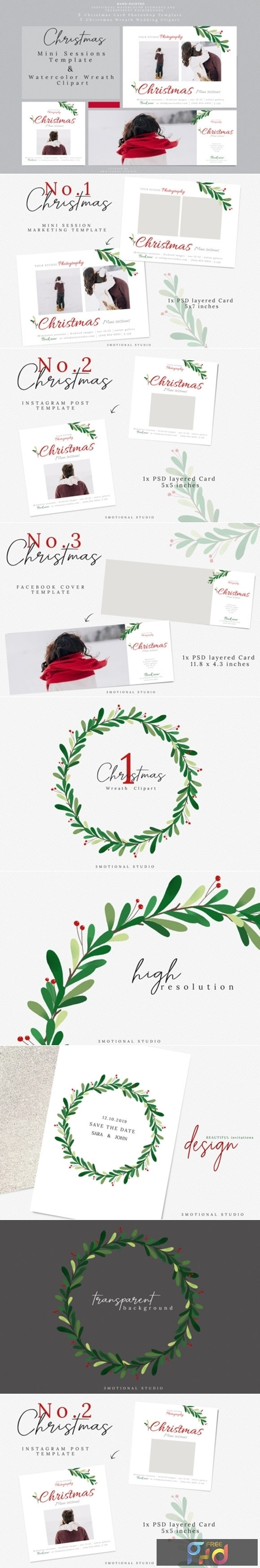 Christmas Mini Sessions Template 1992774 1