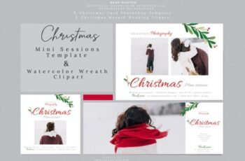 Christmas Mini Sessions Template 1992774 7