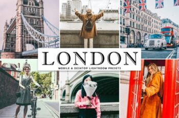 London Lightroom Presets Pack 2000468 7