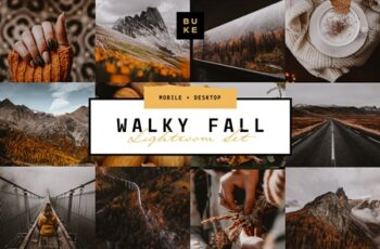 12 Deep Fall Lightroom Presets Pack 4285904 3