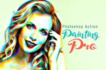 Painting Pro Photoshop Action 4245980 7