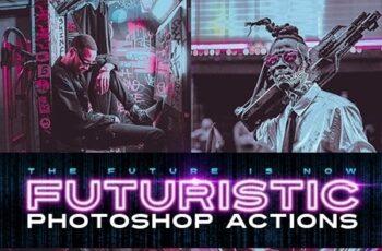 Futuristic Photoshop Actions 24885642 5