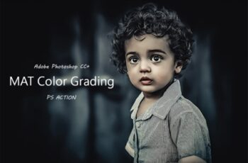 Color MAT Granding - Ps Action 2013716 2