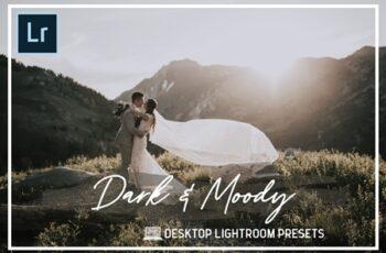 Desktop Presets Dark & Moody 4280326 3