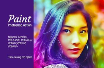 Paint Photoshop Action 4282854 7