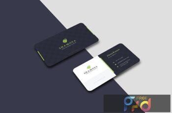 Business Card UNDDMJU 7