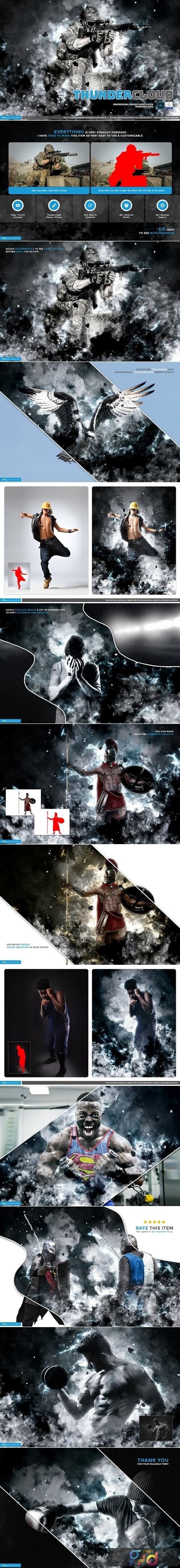 Thundercloud - Photoshop Action 4247697 1