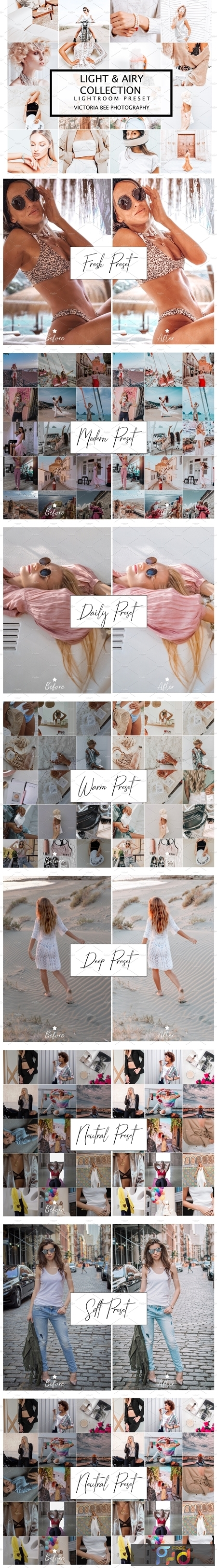 10 LIGHT & AIRY LIGHTROOM PRESETS 4196271 1