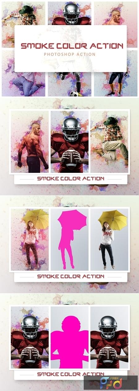 Smoke Color Action 4263734 1