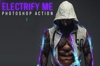 Electrify Me Photoshop Action 24752879 3