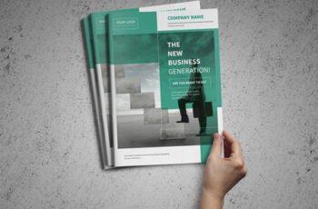 A4 Corporate Business Brochure 4159023 6