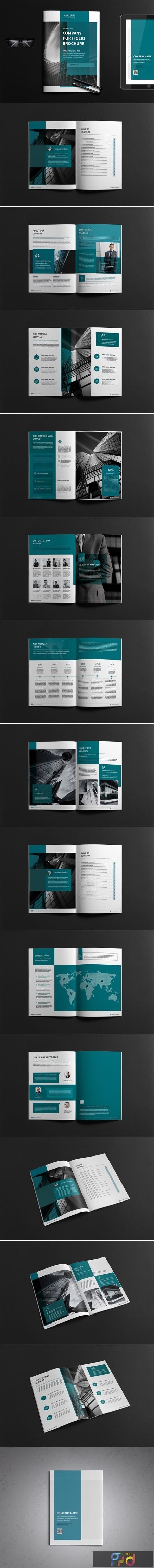 Business Company Portfolio Brochure 4159084 1
