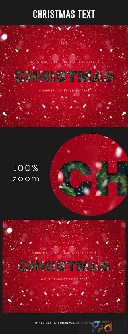 Christmas Text Effect 24923621 1