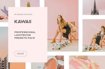 Kawaii Lightroom Presets Instagram 4241904 7