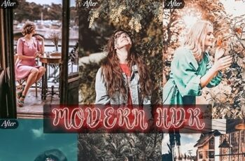 Modern HDR Photoshop Actions 24803574 7