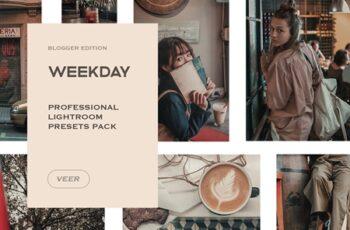 Weekday Lightroom Mobile Presets 4241889 6