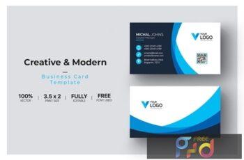 Business Card VPRF6ZP 9