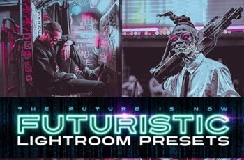 Futuristic Lightroom Presets 24885643 6