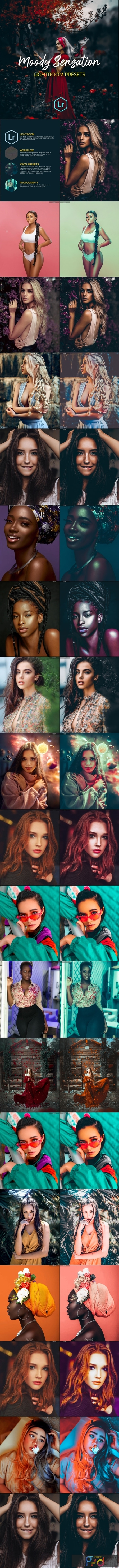 Moody Portraits Collection Lightroom Presets 24876957 1